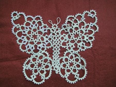 Бабочка 250 руб, закладки