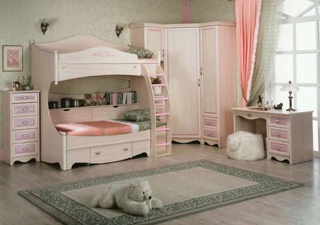 Детская 2 х ярусная кровать своими руками фото 600
