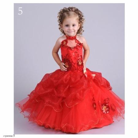 Детское Нарядное Платье Выкройка