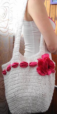 9454099d1624 Связала себе сумку на лето - запись пользователя Наталья (sinic) в ...