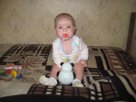 Девочек до 6 месяцев нельзя сажать