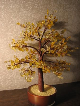 Делаем из бисера: Деревья ФОТО #3.