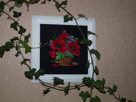 Рамка для вышивки своими руками из потолочного плинтуса