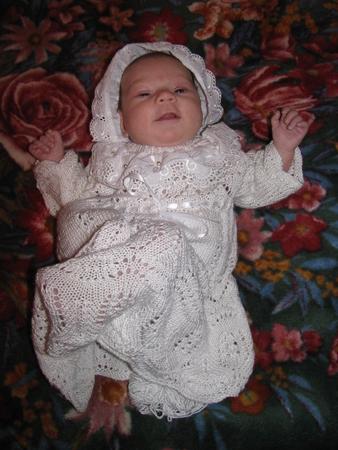 Крестильное платье пермь