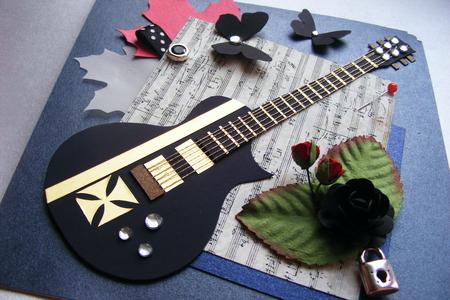 Чехол для гитары - Своими руками 60