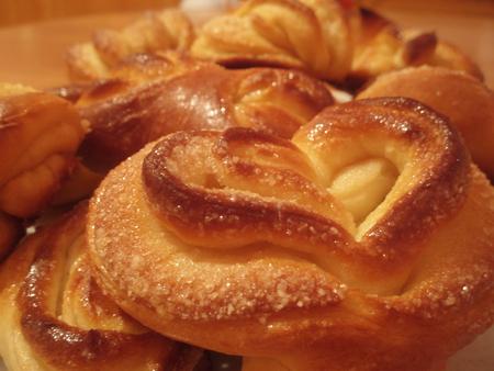 фото рецепт сахарные булочки с