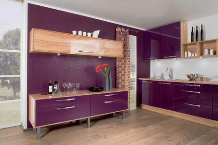 DataLife Engine Версия для печати Фиолетовые кухни фото