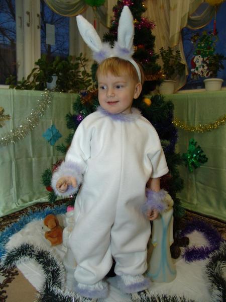 Костюм для детей к новому году своими руками