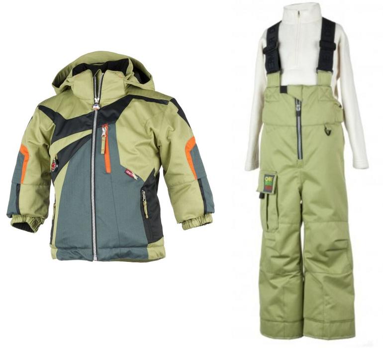 Мембранная зимняя одежда Obermeyer.