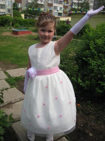 платья выпускные дет сад картинки фотки.