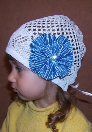 Летние шапочки на девочек и мальчиков - Babyblog.ru - летнии