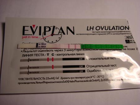 Эвиплан тест на овуляцию цена - 21f9