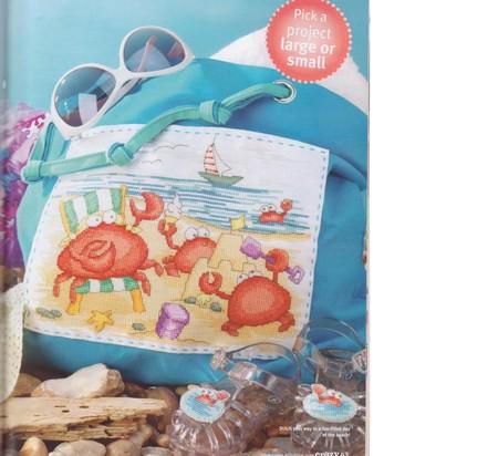 Комментарий: для сумки / выкройка пляжной сумки