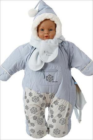 Опытные и просто знающие, подскажите, подойдет ли такой комбинезон новорожденному зимой для использования его как в люльке так и в автомобильном кресле