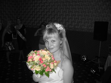 Как сделать фото ч/б с элементами цветного... - Babyblog.ru - как ...