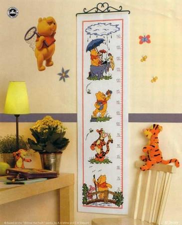 Схемы вышивки крестом ростомеры для мальчиков и девочек скачать бесплатно (36 схем) .