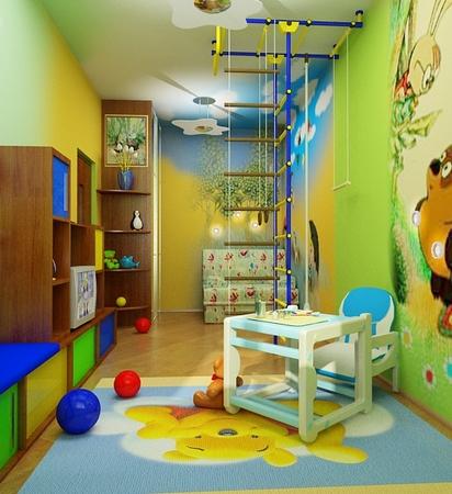 Детские для маленьких мальчиков - дизайн детской комнаты ...: https://www.babyblog.ru/community/post/housedesign/478138