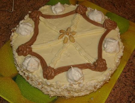 Рецепт торта полет в домашних условиях с  341