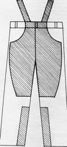 Как сделать своими руками комбинезон из джинс