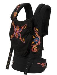 Рюкзачок-переноска для ношения малышей ERGO BABY CARRIER поддерживает спину и...