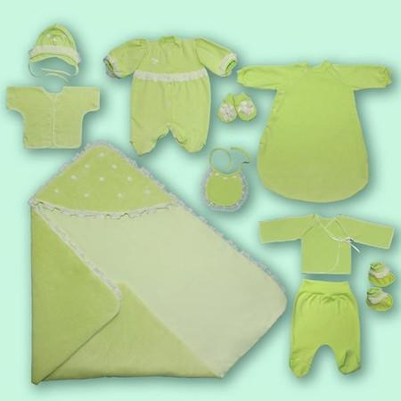 Как одеть малыша на выписку летом
