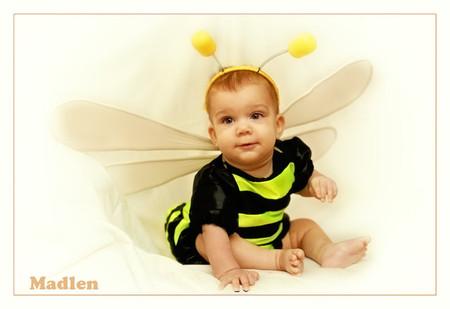 Как сделать рожки для пчелки