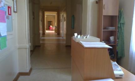 коридор второго этажа-послеродовое отделение