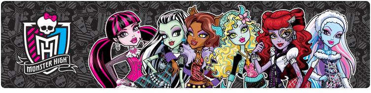 Куклы Monster High (Школа монстров) - Оригиналы (Mattel) - Ожидаются в апреле и на заказ!