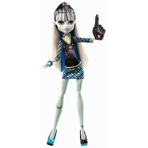 Куклы Monster High (Школа монстров)— Оригиналы (Mattel)— Ожидаются в апреле и на заказ!