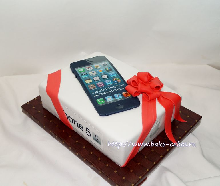 Картинки торт телефон