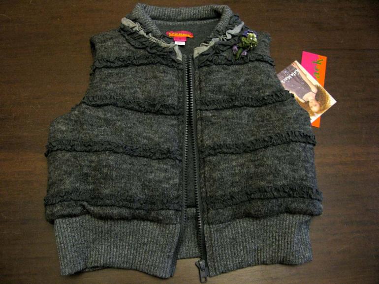 Курточки, жилеты, плащики на флисе Kate Mack, Rothschild, M&S и др. г.Москва.