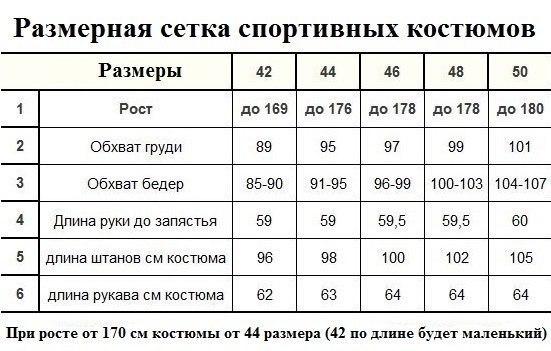 Спортивные костюмы под заказ (5-7 дней)! Большой выбор! Москва и регионы!