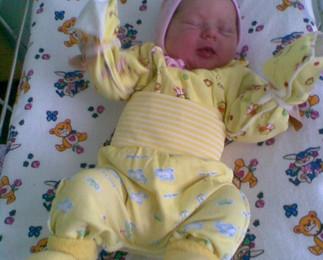моя доченька здесь родилась 27.10.09