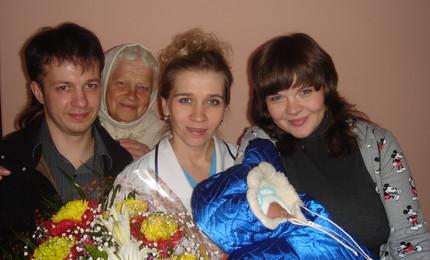 Мой кусочек семьи и Зыкова Любовь Геннадьевна!